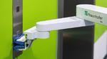 Desinfektionsroboter agiert selbstständig