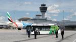 Umrüstung zu CO2-neutralem Bus