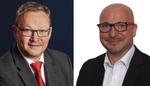 Ronald Eckhoff (links) und Mike Keusemann verstärken das IT Solutions-Team