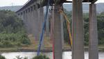 Brückenuntersuchungen können sehr aufwendig und damit teuer werden