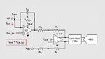 Analoge Eingangsstufe zur Verstärkung der Signale einer Photodiode mit positiver Vorspannung an der Katode
