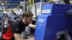 Die neue Fertigungsausrüstung von Harwin nutzt aktuelle Industrie-4.0-Technologie, um die Effizienz zu steigern.