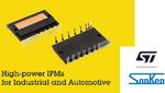 STMicroelectronics und Sanken kooperieren