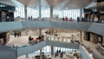 Osloer Bibliothek nutzt Smart-Lighting-System