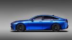 Neuer Toyota Mirai startet zum Preis von 63.900 Euro