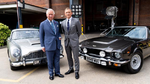 Mercedes-Benz verstärkt Technologiepartnerschaft mit Aston Martin
