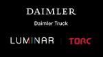Daimler Trucks und Torc kooperieren mit Luminar