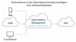 Eine Drei-Cloud-Architektur ist für Unternehmen, die Geschäftsmodelle der Subscription-Economy umsetzen wollen, die optimale Lösung.