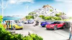 Griechische Insel testet mit VW nachhaltigen Verkehr