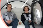Hyperloop transportiert erstmals Menschen
