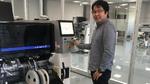 Takuya Narukawa, Technischer Berater bei Fuji Europe in Kelsterbach.