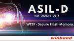Flash-Speicher erhält ASIL-D-Zertifizierung