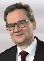 Dr.-Ing. Johannes Giet ist im Executive Board Research & Development bei Isra Vision.