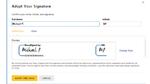 Eine elektronische Signatur mit DocuSign ist rechtssicher.