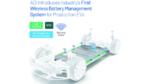Drahtloses Batteriemanagementsystem für Elektrofahrzeuge