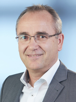 Manfred Haberer ist Head of Integration Solutions Technical Industry Competence & Innovation bei Sick.