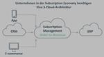 Um Geschäftsmodelle der Subscription Economy umzusetzen, ist in der Regel eine dritte Cloud notwendig.