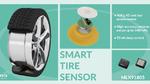 Kombi-Sensor für intelligente Reifen