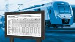 E-Paper-Display der Serie EPD-3133  von Avalue