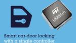 Türschloss-Controller L99UDL01 mit speziellem Sicherheits-Feature von STMicroelectronics: