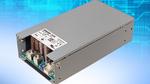 600W-Netzteile für Industrie und Medizin