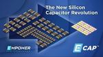 Siliziumbasierte E-CAPs übertreffen MLCCs