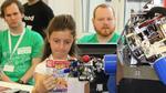 Lesen lernen mit dem Roboter