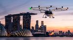 Kommerzielle Flugtaxidienste in Singapur schon in drei Jahren