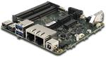 embedded-NUC-SBC mit AMDs V1000 und R1000