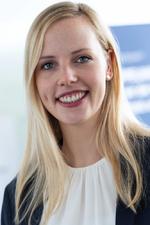 Julia Uptmoor, Leitung Marketingkommunikation bei Pöppelmann.
