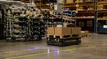 Materialfluss mit mobiler Robotik automatisiert