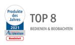 Unsere 8 nominierten Produkte in der Kategorie »Bedienen & Beobachten«: Jetzt sind Sie an der Reihe!...