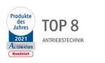 Unsere 8 nominierten Produkte in der Kategorie »Antriebstechnik«: Jetzt sind Sie an der Reihe!...