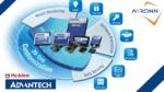 Aaronn und Advantech Produkte