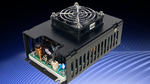 AC-DC-Netzteil CUS400M mit integriertem Lüfter