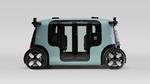 Robo-Taxi mit ZF-Technik ausgestattet