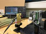 Bild 2. Charakterisierung des optischen Ausgangssignals eines Lidar-Sensors mit einer Fotodiodenschaltung.