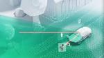 Fraunhofer-Mikroscannerspiegel erfasst Reichweiten von 200 m