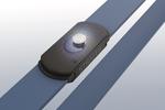 Ein zentraler Punkt bei der Entwicklung von neuen Anwendungen wie dem Fitnessband ist die Integration der Batterie in das Endprodukt.