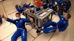 3D-Druck bei Schwerelosigkeit