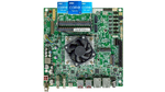 Mini-ITX-Board mit Tiger-Lake-Prozessor