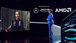 Wenn es um High-Performance-Computing geht setzt das Formel-1-Team von Mercedes-AMG Petronas auf AMD-Prozessoren: Su im Gespräch mit dem 7-fachen Weltmeister Lewis Hamilton.