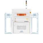 Das Lasersystem für die Fertigung von Antennen auf EMC-Compounds: Die AMP 3000 von LPKF.