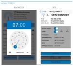 WLAN Timer Metz Connect App