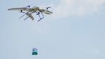 Drohnen liefern Corona-Impfstoffe