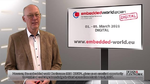 What to expect at embedded world Conference DIGITAL