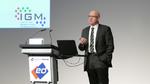 Prof. Norbert Frühauf leitet das Institut für Großflächige Mikroelektronik der Universität Stuttgart und war bereits 2018 Referent der edC.