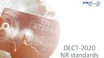 ETSI präsentiert DECT 2020 New Radio