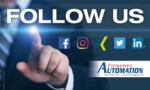 Folgen Sie uns auf Linkedin, Twitter, Instagram & Co
