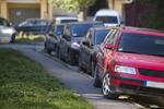Parkdruck auf der Straße managen